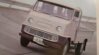 1964(昭和39年)トヨタ トヨエースPK40/PK30型 TOYOTA TOYOACE typePK40/PK30