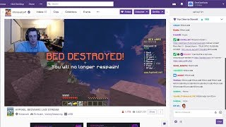 One of ShotGunRaids's most viewed videos: A Twitch streamer calls me out for HACKING in Bedwars LIVE