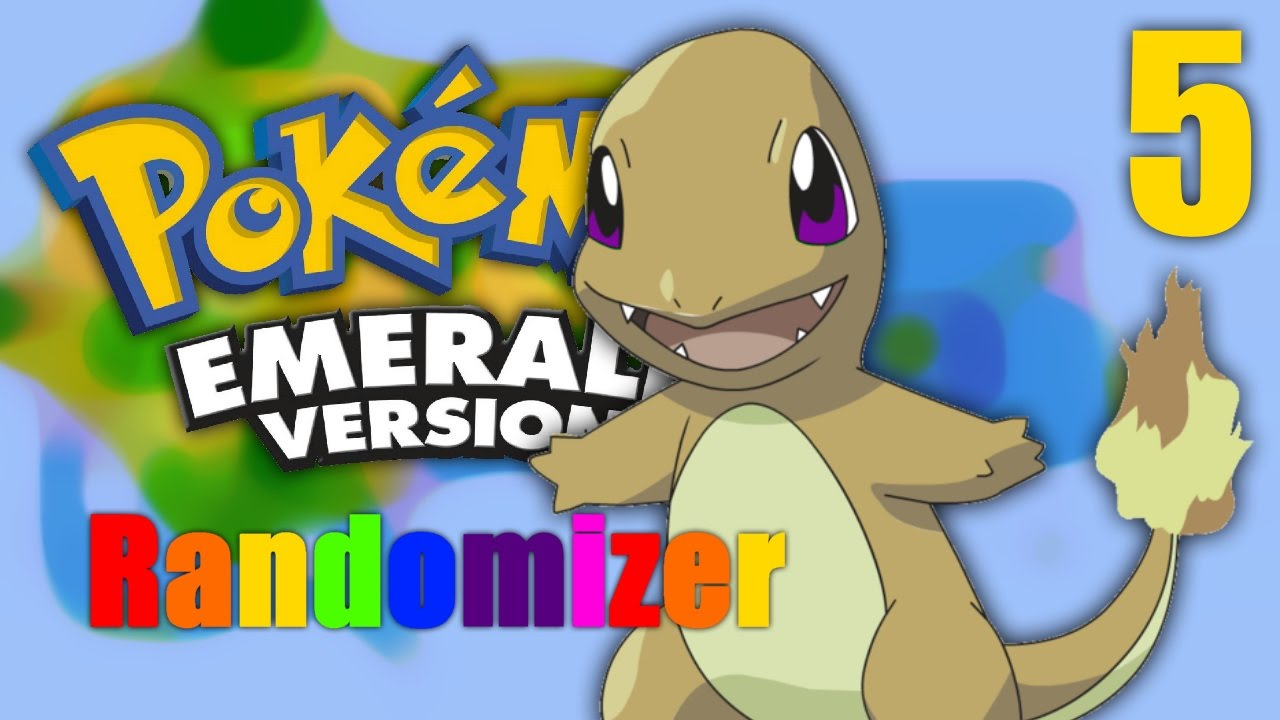how to get charmander in pokemon emerald without trading