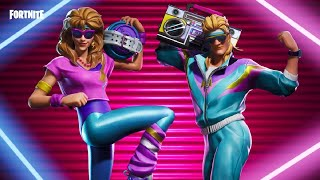New Mullet Marauder and Aerobic assassin skins! Fortnite battle royale xbox one 600+ wins