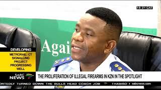 Unlawful firearms under the spotlight in KZN thumbnail