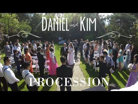 Perfectly Arranged Wedding Processional Music