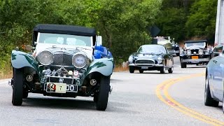 2016 Tour d'Elegance: Automotive Art in Motion