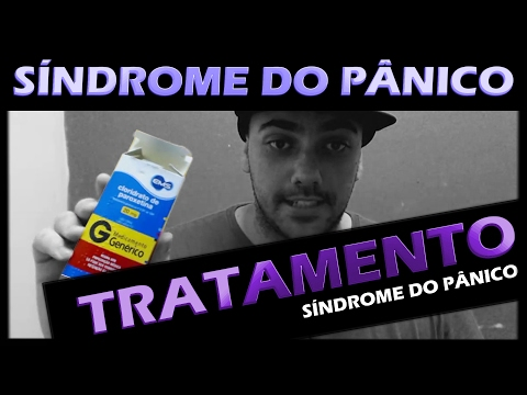 Síndrome Do Pânico - Inicio Do Tratamento Com Paroxetina #FugindoDoMedo