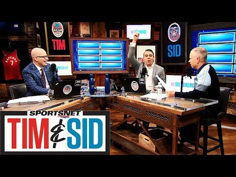 It's Tim Vs. Sid! As Gerry Dee Hosts Mini Family Feud Game | Tim And Sid