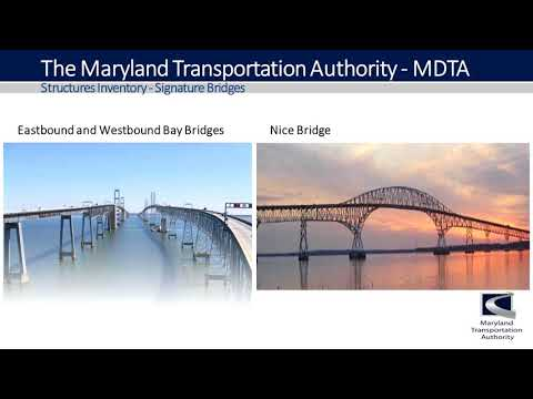 Tekeste Amare - Overview of Maryland Transportation Authority's Bridge and Tunnel Inspection Program