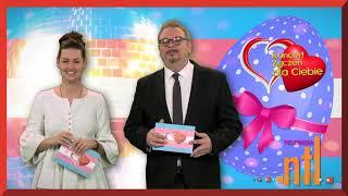Koncert Życzeń dla Ciebie TV NTL  Życzenia Wielkanocne  Magdalena Pal i Marcin Janota