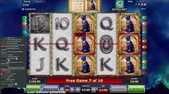 Book Of Ra Pharaoh`s Ring - Super Mega Win - Jackpot
