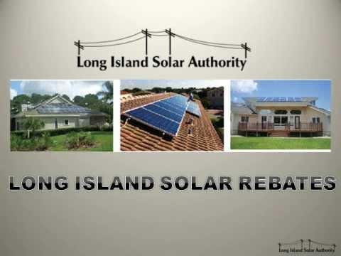 Long Island Solar Rebates