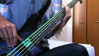 korn ball tongue bass cover