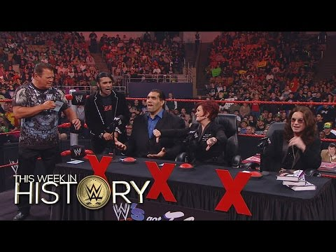 Ozzy Osbourne Als Guest Host Bei Raw: This Week In WWE History – 5. November 2015