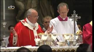 Messe en suffrage des cardinaux et évêques décédés en cours d