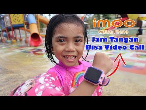 Jam Tangan Ini Bisa Video Call Bikin Orang Tua Makin Tenang | Imoo Watch Phone For Kids