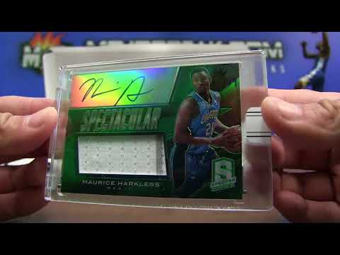 8/24 - 2015-16 Panini NBA Replay 10 Box Case Break Random Team