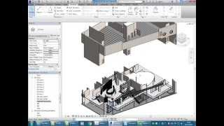 09   Revit Exploded Isometric Views