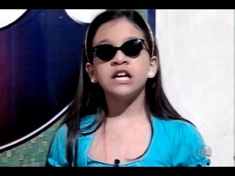Priscilla Alcantara  Bastidores do Bom Dia & Cia