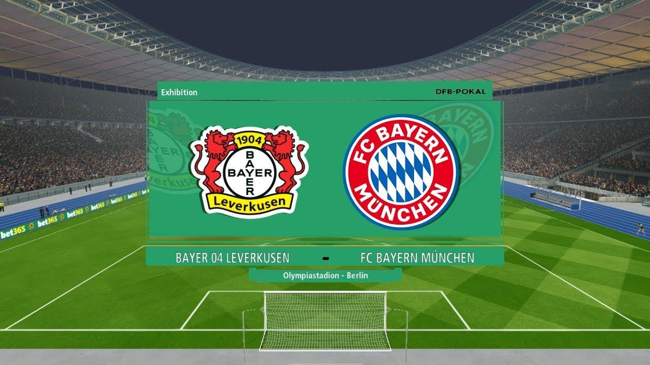Dfb Pokal Leverkusen Bayern Tickets