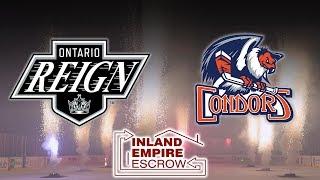 Highlights (April 4, 2018) Ontario 2, Bakersfield 3-SO