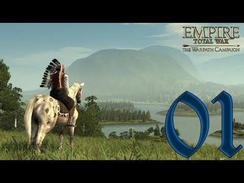 Прохождение Empire: Total War - На тропе войны. №1.