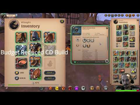 Greataxe | Solo Dungeon, Budget, And Group Gank Builds For Albion Online