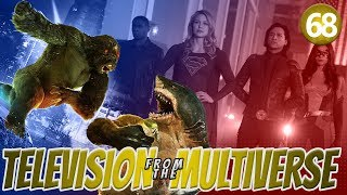 Television From The Multiverse #68: The Donkey is a Door (DC Comics TV Podcast)