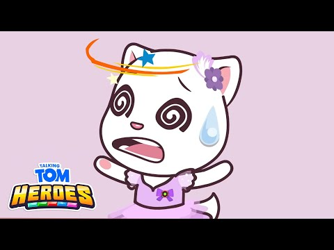 Talking Tom Heroes - The Super Ballerina (Episode 27)