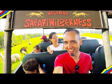 SAFARI WILDERNESS RANCH Lakeland Florida // Vlog 13