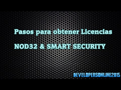 nod32 license key 2019