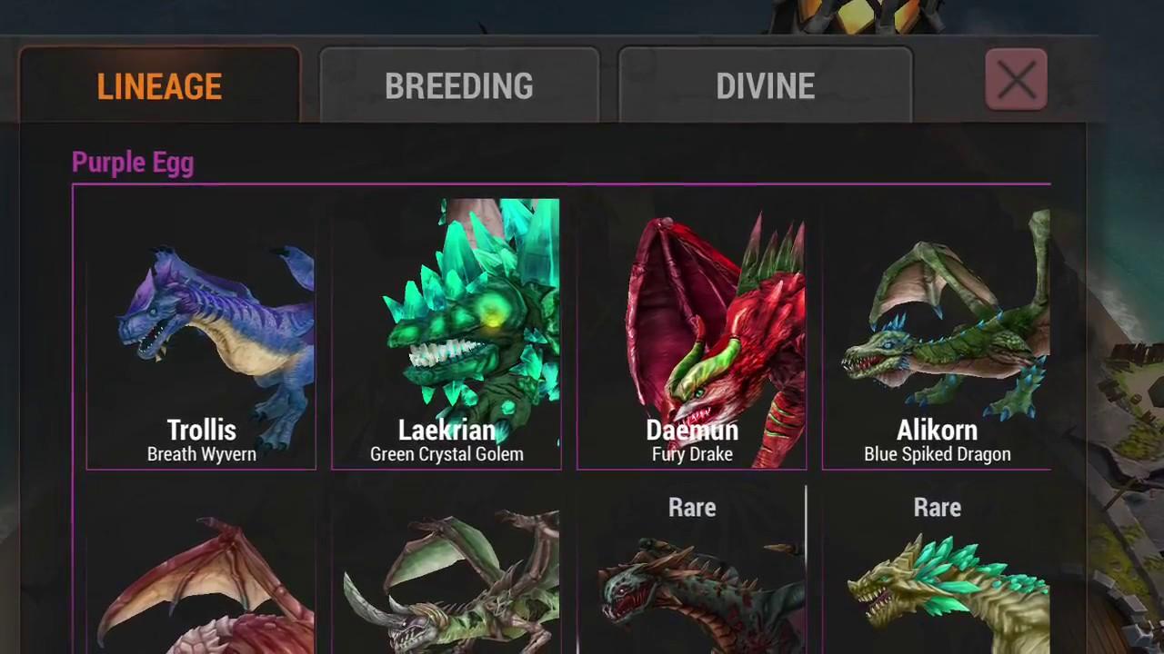 war dragons amarok at