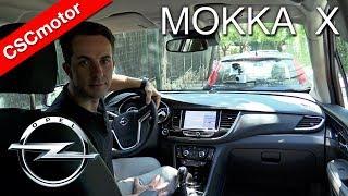 Opel Mokka X 2017 Prueba en carretera