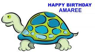 Amaree   Children & Infantiles - Happy Birthday