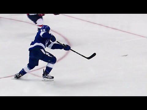 Lightning's Paquette opens scoring 19 seconds into Game 5