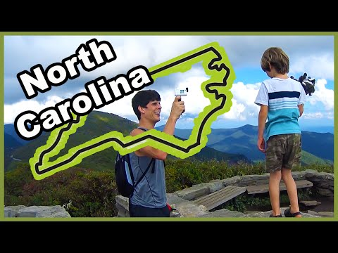 Asheville North Carolina Hiking