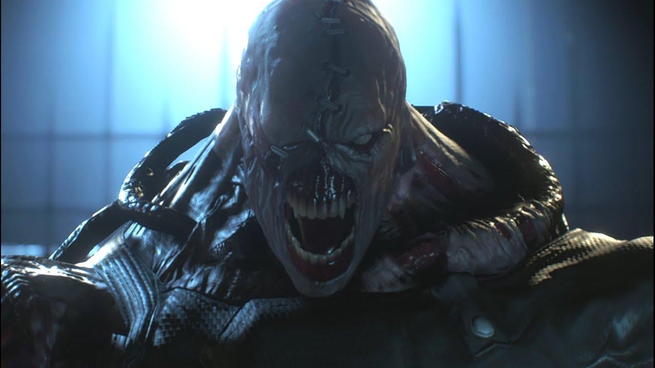 Nemesis In Beach Trunks Is The True Resident Evil 3 Remake Horror Eurogamer Net