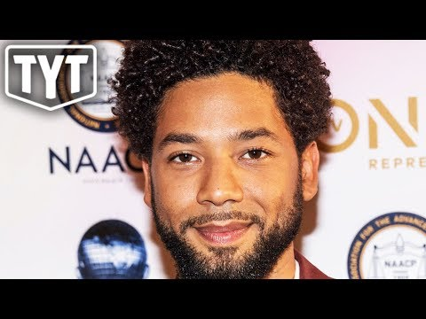 Jussie Smollett Indicted And 11-Year Old Arrested For Not Doing Pledge Of Allegiance