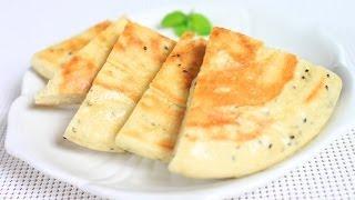 Chinese Fried Pancakes / 芝麻發麵餅