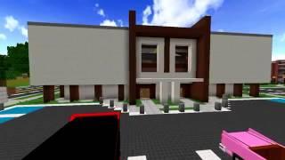 Minecraft: LOJA DE BRINQUEDOS MINECRAFT!! -  Aventuras Com mods #1