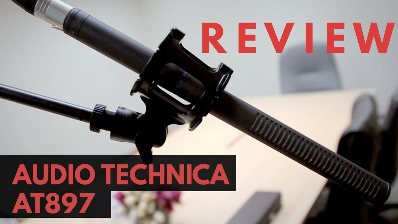 review audio technica at897 with irig and android smartphone youtube. Black Bedroom Furniture Sets. Home Design Ideas