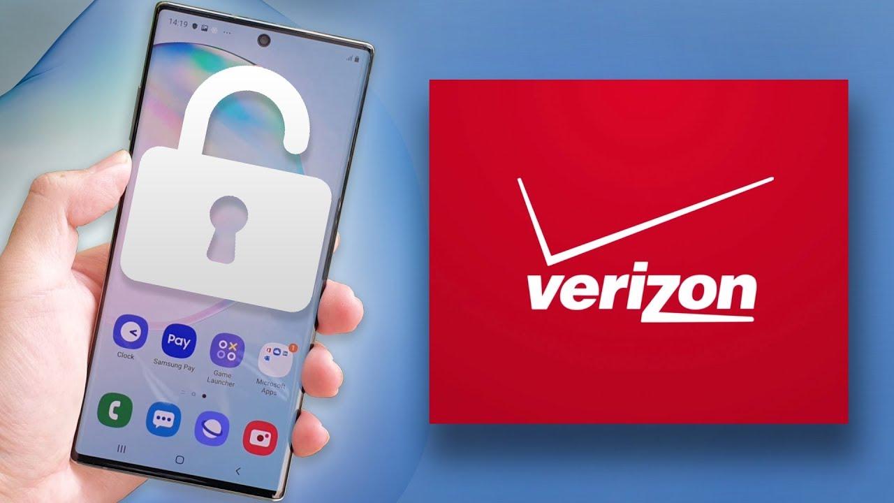 Unlock Verizon Samsung Galaxy Note 10 Note 10 Plus Note 10 5g Via Usb Permanently For Any Sim Youtube