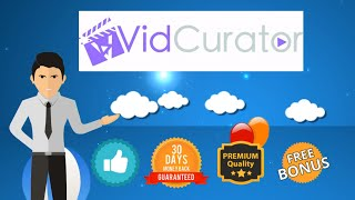 VIDCURATORFX REVIEW AND BONUS - WHAT MAKE IT SPECIAL?