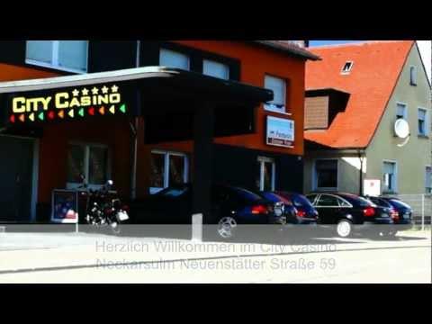 City Casino 74172 Neckarsulm, Neuenstätter Straße 59