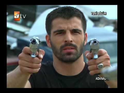 Adanalı - Maraz silahla show yapıyor...