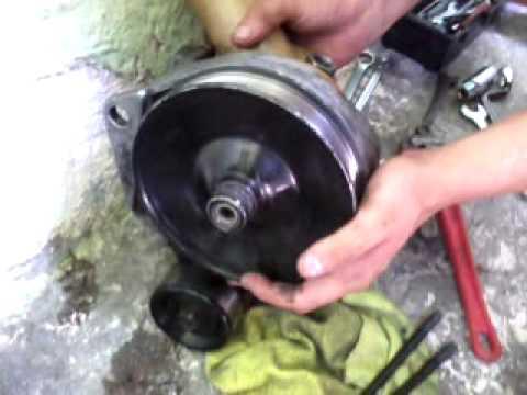 Cambio De Bulbo De Presion De Aceite Windstar 95 03 3 8