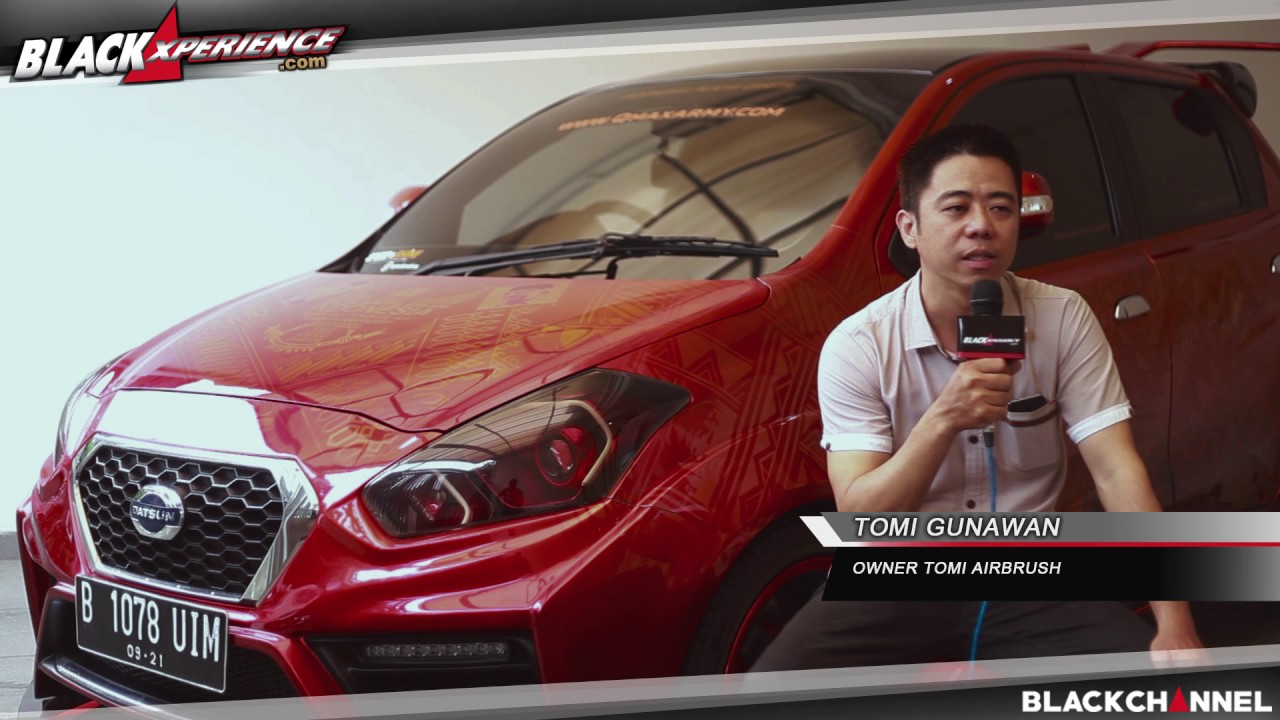 Modifikasi Datsun GO Indonesia Punya Cerita YouTube