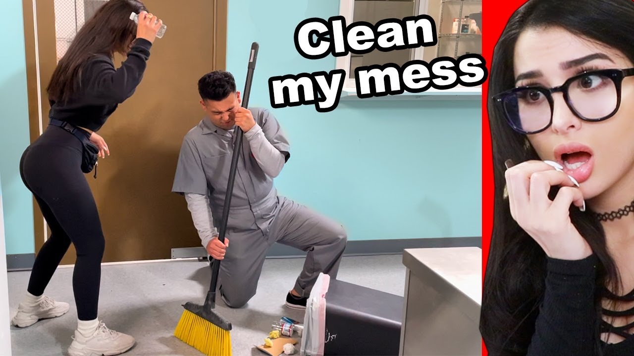 Download Mean Girl Bullies School Janitor For Doing His Job ft SSSniperWolf