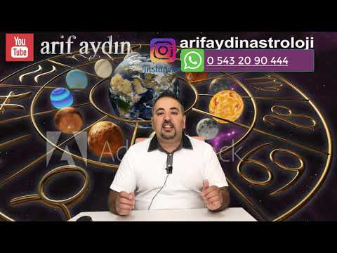 Yaşam Koçu , Astrolog , Bilinçaltı Uzmanı Arif AYDIN