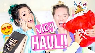 VLOG HAUL W/ NIKI: URBAN OUTFITTERS, JEFFREY CAMPBELL + MORE!!