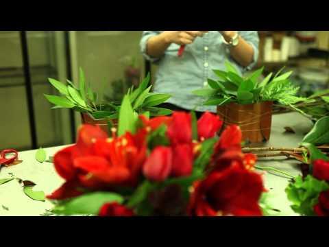 Portland Wedding Florist Blum; Design In Flowers