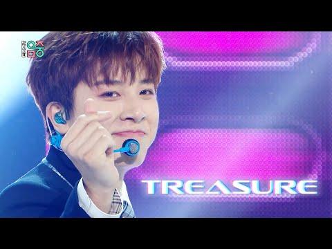 [쇼! 음악중심  4K] 트레저 -사랑해 (TREASURE -I LOVE YOU) 20201010