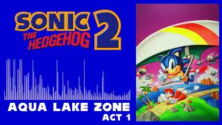 Sonic the Hedgehog 2 (8-bit) - Aqua Lake Zone [Act 1 Remix]
